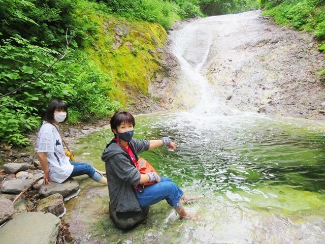 20200707カムイワッカ湯の滝一の滝2.JPG