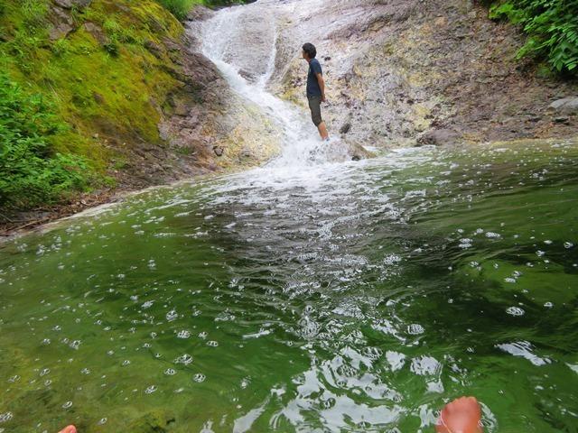 20200707カムイワッカ湯の滝一の滝3.JPG